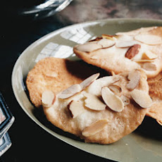 Almond Olive-Oil Tuiles