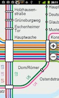 Screenshot of Frankfurt Subway