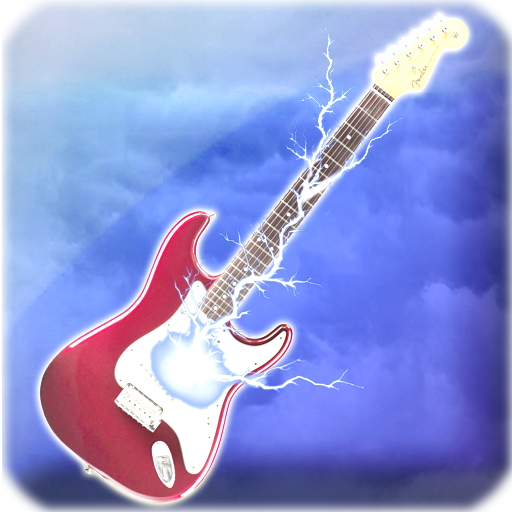 电吉他 (Power Guitar HD) 音樂 App LOGO-APP試玩