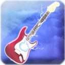 Power Guitar HD mobile app icon