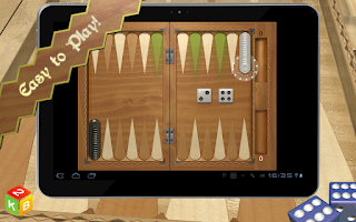 Screenshot of Backgammon Masters