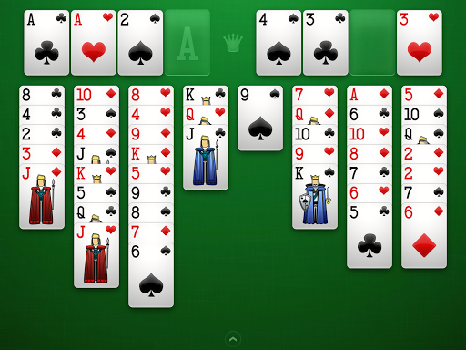Cell Solitaire+ - screenshot