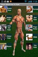 Screenshot of Vücut Geliştirme ve Diyet