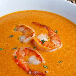 Provencal Seafood Bisque Recipe — Dishmaps
