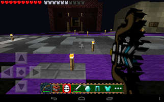 Screenshot of MOD MINECRAFT MUTANT CREATURES