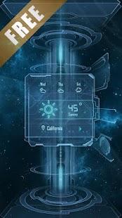 Free Future 3D Launcher & Locker APK for Windows 8