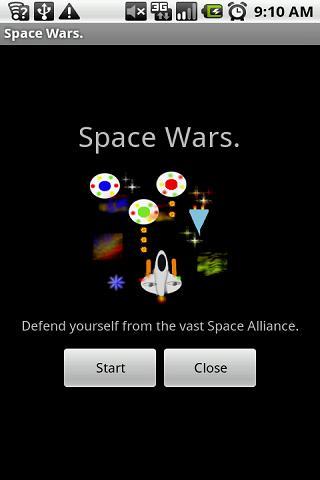 Space Wars Free