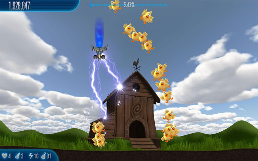 Chicken Invers 5 - screenshot