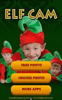 Screenshot of Elf Cam Phone - Christmas App