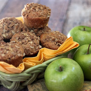 Low Fat Apple Streusel Muffins Recipes