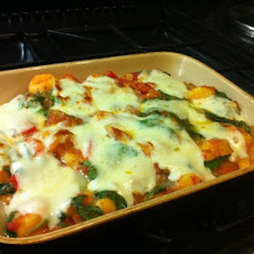 Gnocchi & Tomato Bake (With Freezing Instructions)