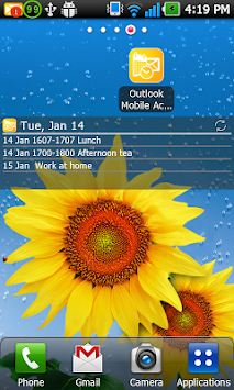Mobile Access For Outlook OWA APK screenshot thumbnail 19
