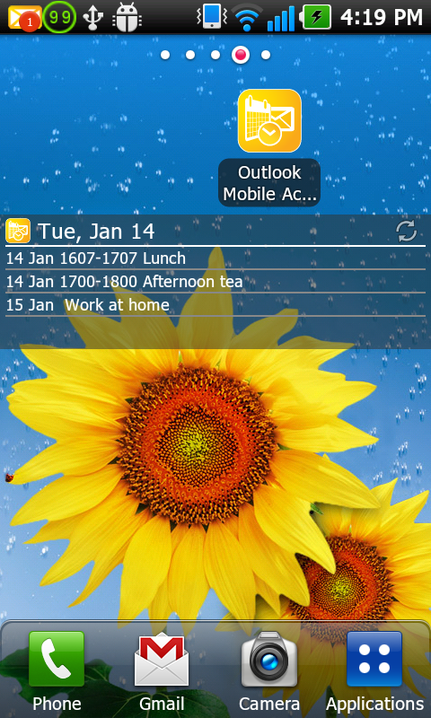 Mobile Access for Outlook OWA Screenshot 18