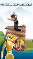 Screenshot of Justin Ragdoll Stair Dismount
