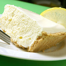 Heavenly Lemon Chiffon Pie