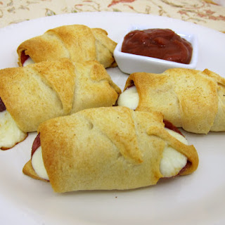 Pepperoni Rolls With Crescent Rolls Recipes