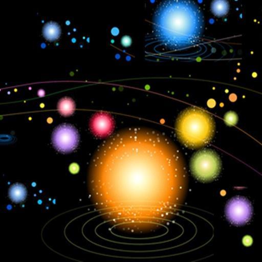 色の宇宙 休閒 App LOGO-APP試玩