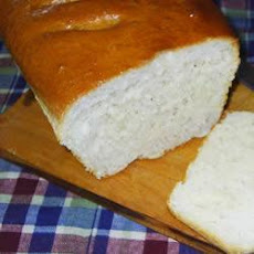 Crusty White Bread