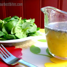Lemon Poppy Seed Vinaigrette