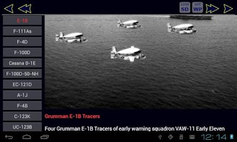 Screenshot of Vietnam War Aircraft Free
