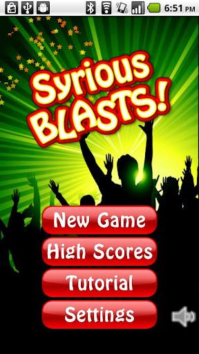 Syrious Blasts Ad-Free