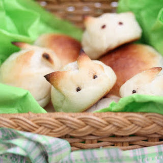 Sour Cream Bunny Buns