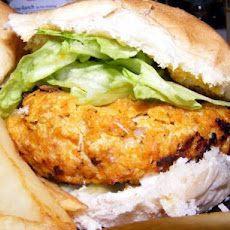 Chicken and Bacon Korma Burger