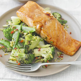 Chinese Salmon Recipes