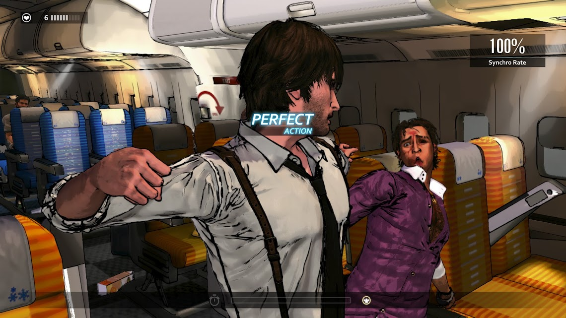 Microsoft drops some details of Swery65's D4 at the Tokyo Game Show