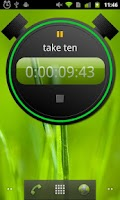 Screenshot of Multitimer Round Widget