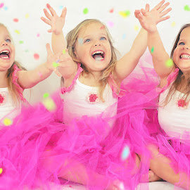Hooray! by Lucia STA - Babies & Children Child Portraits