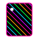 KB SKIN - Neon Rainbow icon