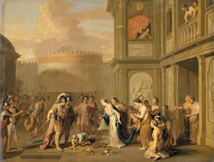 RIJKS: Gerard Hoet (I): painting 1733