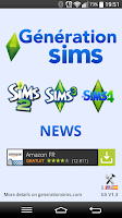 Screenshot of Generation Sims Guide