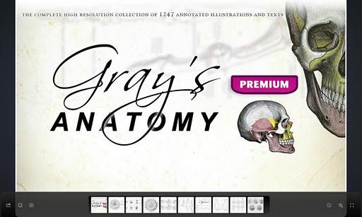 Grays Anatomy Premium Edition