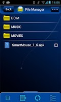 Screenshot of SmartMouse