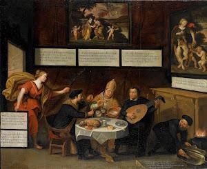 RIJKS: anoniem: painting 1624