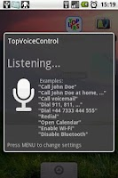 Screenshot of TopVoiceControl
