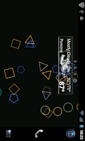 Screenshot of Geo-Phaze Live Wallpaper Basic