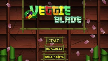Screenshot of Veggie Blade