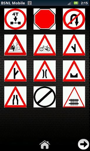 Indian Traffic Rules Hindi-Eng