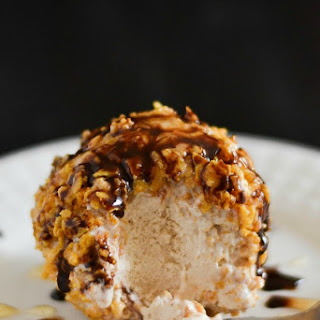 Faux-Fried Ice Cream