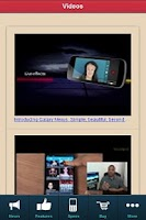 Screenshot of Samsung Galaxy Nexus REVIEW