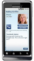 Screenshot of Pigeon - Social Caller ID