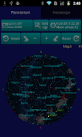 Screenshot of Mini-mini Planetarium