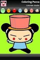 Screenshot of Coloring: Kids