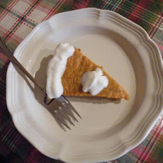 Heavenly Sweet Potato Pie