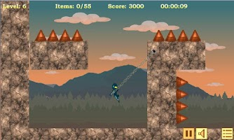 Screenshot of Ninja Mission