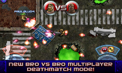 gun-bros-multiplayer for android screenshot