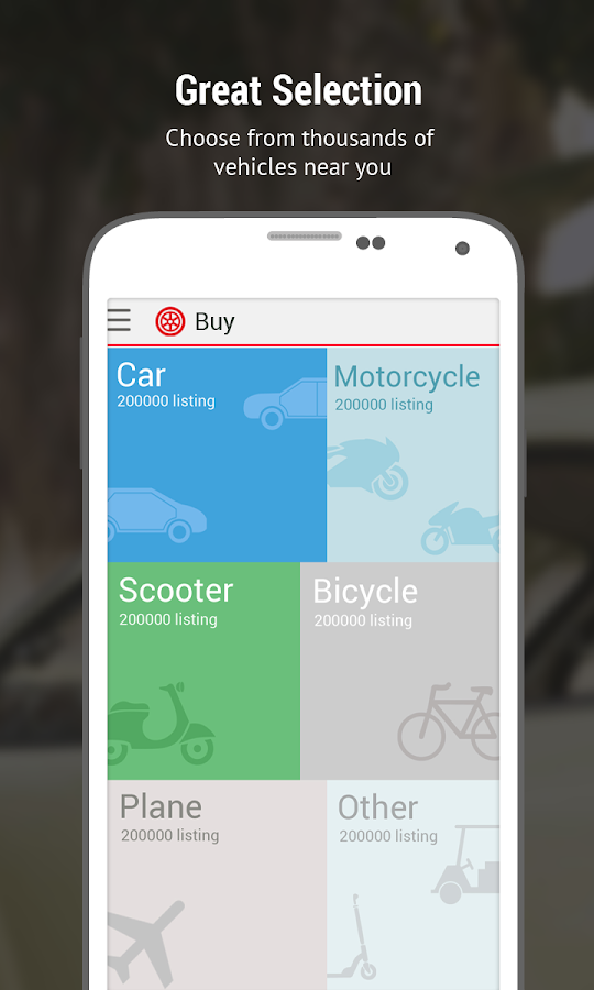 Droom: Used & New Cars & Bikes Screenshot 1